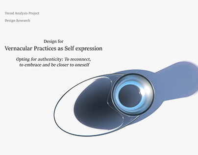 Trend Analysis Research - Product Design
