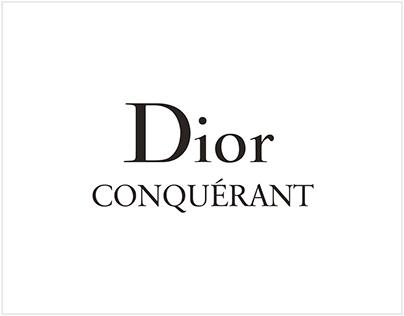 Dior Conquérant