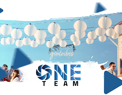 Logo and branding for One team