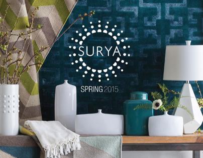 Surya Spring 2015 Catalog