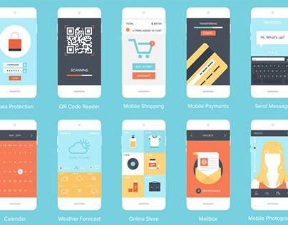 Mobile apss design