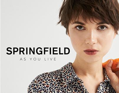 SPRINGFIELD - Acciones de marca