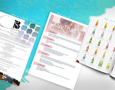 Print Designs - Mainly Advert Material & Documents
