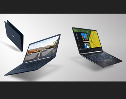 Laptop Banner