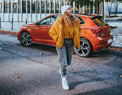Volkswagen |Social Media Shooting | Cozy Autumn