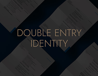 Double entry identity