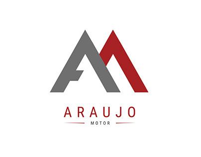 Araujo Motor - Diseño de Identidad Corporativa Gráfica