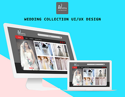 Wedding collection website