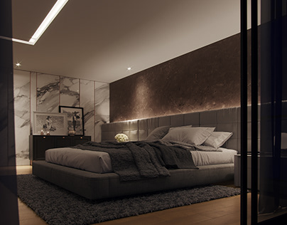 CGI - BEDROOM NIGHT