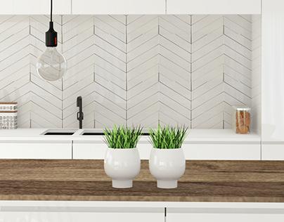Interior design project in Denmark
