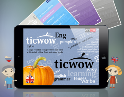 Ticwow Eng mobile app