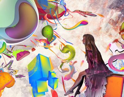 Illustrations & Mixed Media Art III