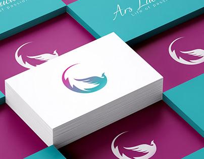 Logo & Brand identity Ars Lucida