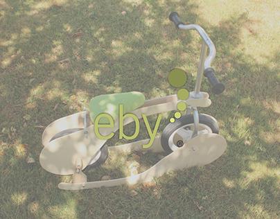 Bicicleta evolutiva - Eby