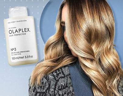 Shop Now @olaplex Range from Hair & Beauty World