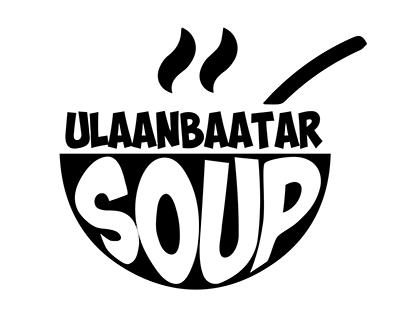 Ulaanbaatar Soup Event Branding - Logo 2015