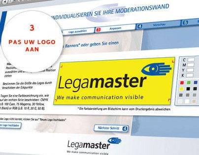 Legamaster International BV Print on Demand