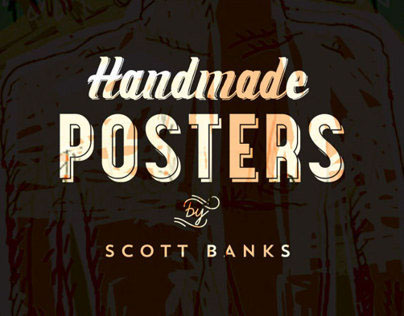 Posters by Scott Banks