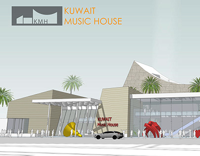 KUWAIT MUSIC HOUSE - KMH