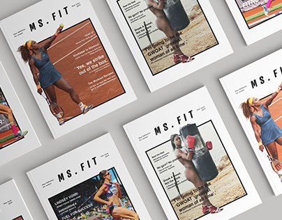 Ms.Fit Magazine