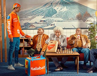 Talabat TVC | Any Time Any Where!