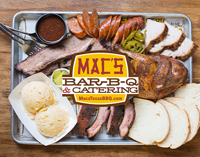 Mac's Bar-B-Q & Catering