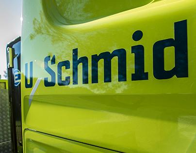 U Schmid – Erscheinungsbild