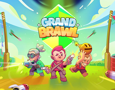 GRAND BRAWL / GAME PROJECT