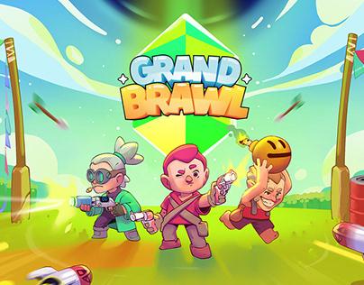 GRAND BRAWL / GAME PROJECT