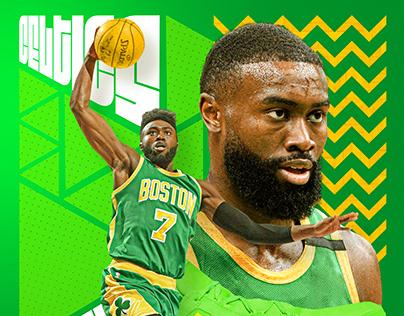Jaylen Brown (Boston Celtics) | (Personal) - 2021
