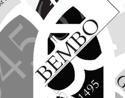 Bembo Type Posters