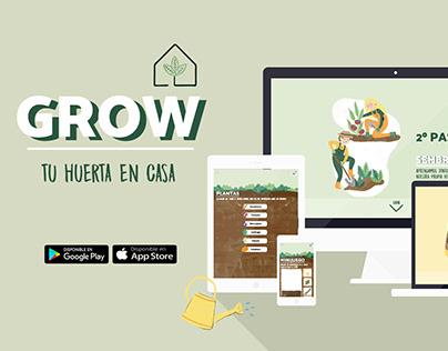 WEBAPP - GROW