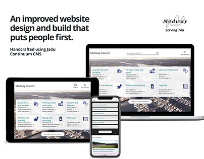 Medway Council website