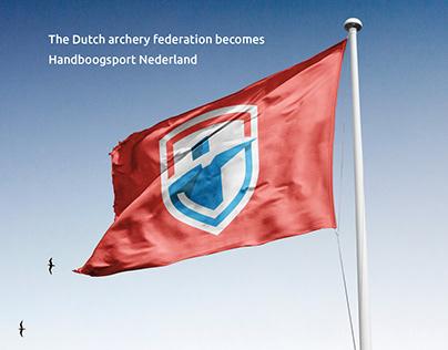 Logo Handboogsport Nederland
