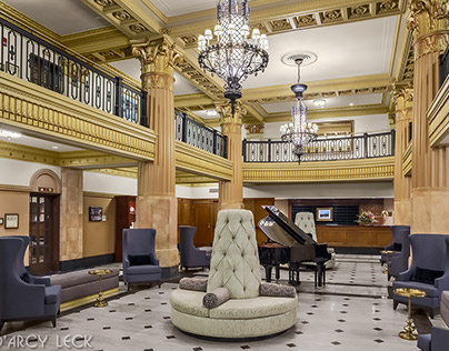 Hilton President Kansas City Hotel