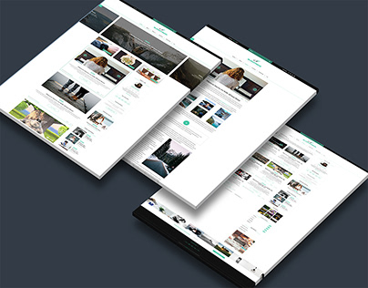 BloggyPress | Personal Blog HTML5 Template