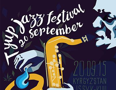 Tyup jazz festival