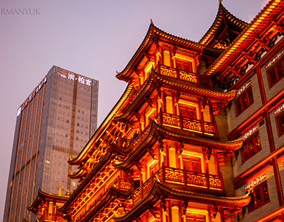 China, tample, travel, architecture, buildings, Chinese