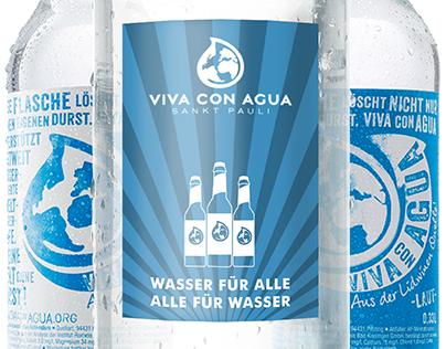 Viva Con Agua Label #CreateTheLabel