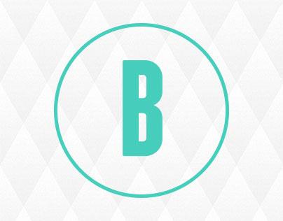 Project B - branding