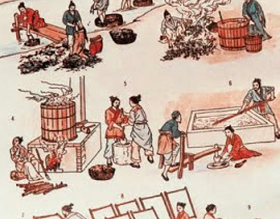 Inventions from the former sleeping giant: China's