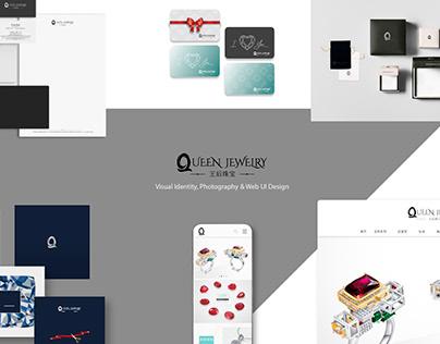 Jewelry Branding , Web App UI & Photography