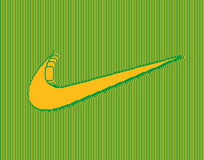 Nike typography exploration