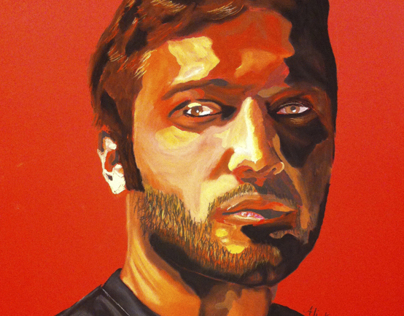 Selfportrait Painting