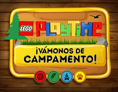 Brand experience Lego Playtime ¡Vámonos de Campamento!