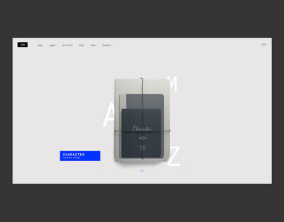 Ion- A Portfolio Theme for Creatives