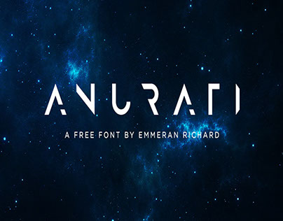 Free Creative Anurati Font For Artists