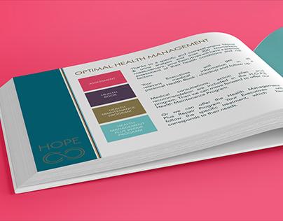 Corporate presentation branding