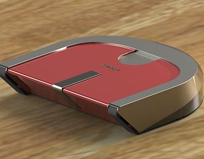 Robotical Vacuum Cleaner