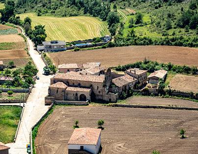 Frias (Burgos, North of Spain)